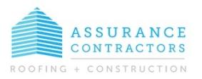 assurance contractors logo