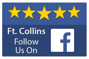 Ft Collins customers - follow us on Facebook