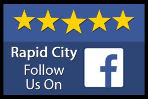 Rapid City customers - follow us on Facebook