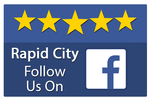 Rapid City customers - follow us on Facebook