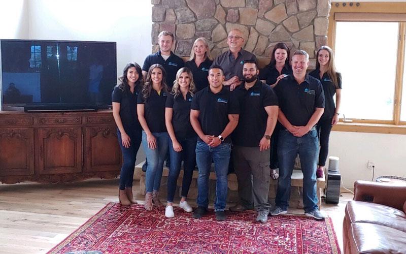 Assurance Contractors team photo